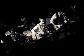 Acclaimed Scottish band A New International launch debut album, Fri 6th Feb