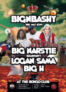 BIG n BASHY: BASE DEFENCE LEAGUE