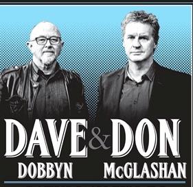 DAVE DOBBYN & DON McGLASHAN - live