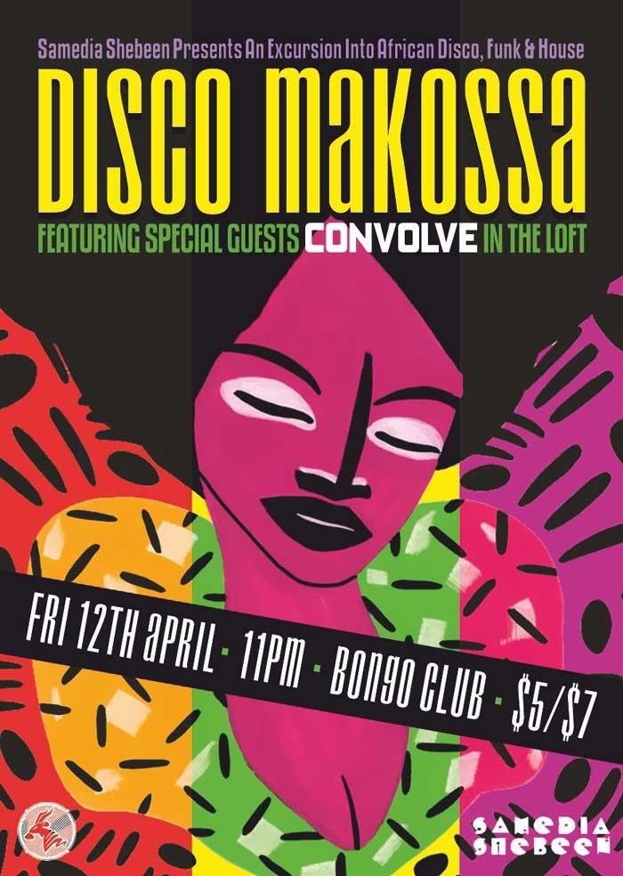 867ed8140ac968 SAMEDIA SHEBEEN  DISCO MAKOSSA - The Bongo Club