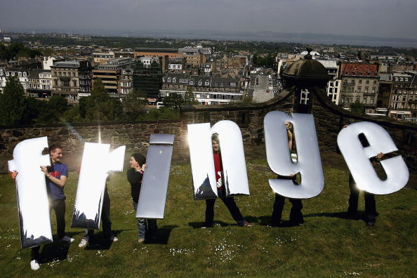 Edinburgh Fringe Festival Program Launch