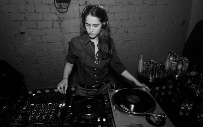 Stellar international techno DJ Helena Hauff returns to the Bongo for Easter, Friday 14th Apr