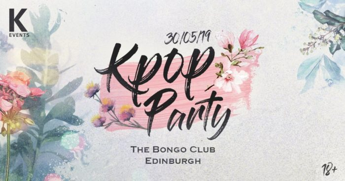 KPOP PARTY - The Bongo Club