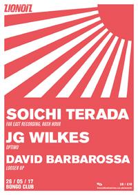 LIONOIL: SOICHI TERADA, JG WILKES (OPTIMO) & DAVID BARBAROSSA