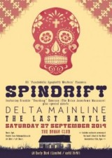 Spindrift (US 'Psychedelic Spaghetti Western' pioneers), Sat 27th Sept – LIVE (with exclusive screening of 'Ghost of the West' film)!