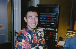 Japanese house genius Soichi Terada makes his Edinburgh debut at the Bongo for Lionoil, Fri 26th May '17