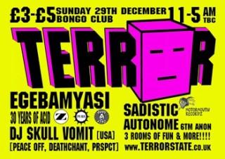 TERROR feat Egebamyasi & DJ Skull Vomit