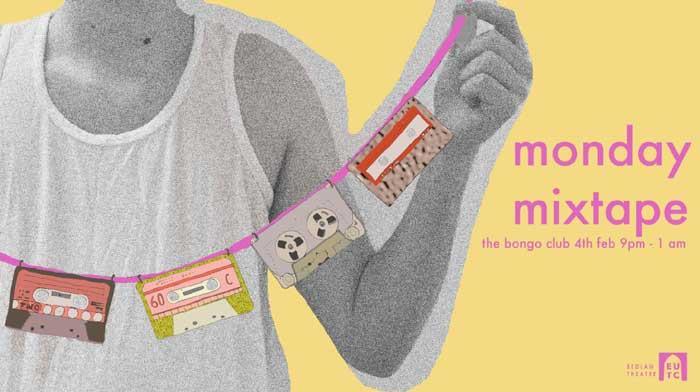 MONDAY MIXTAPE - The Bongo Club